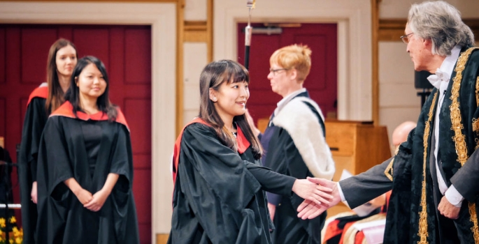 Japanese Princess graduates from University of Leicester ...