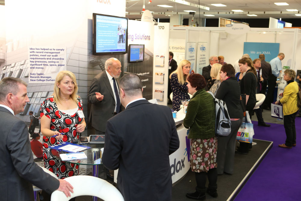 EVENT: The Higher & Further Education Show | University Business