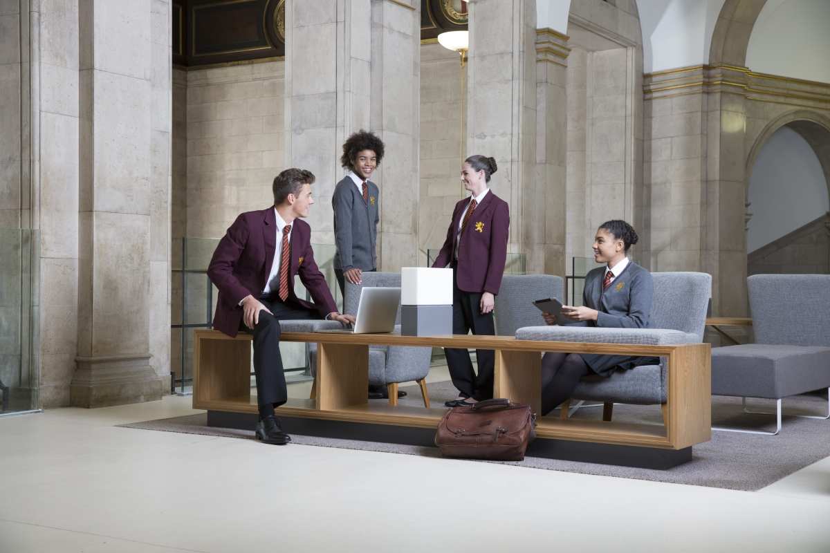 does wearing school uniforms improve students Pros of school dress code: helping students dress for safety  public schools  implement a dress code or require students to wear uniforms  it seems that if a  dress or uniform code can possibly improve academic success,.