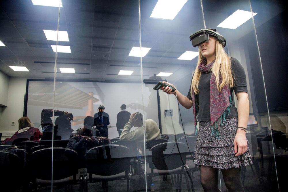 virtual reality in museums using hmd essay