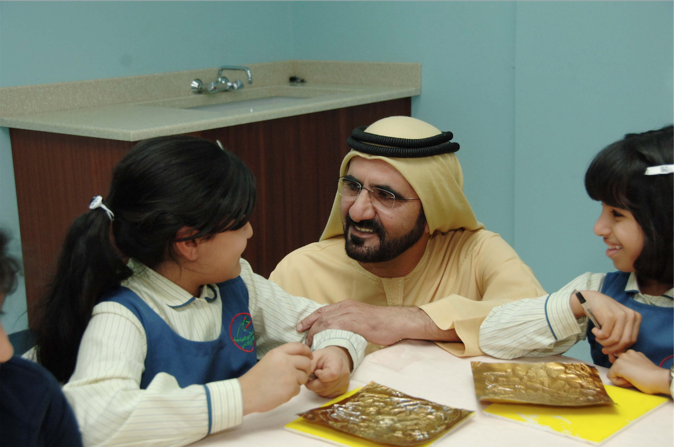 Mohammed announces 'biggest structural changes' to UAE government