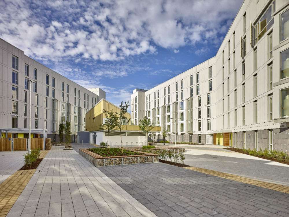 UEA Opens Blackdale Development University Business