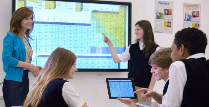 Modern Language Classroom ~ Five ways technology has changed teaching and learning