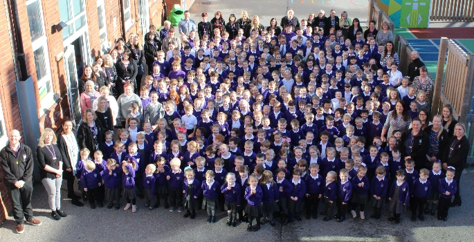 Elliston Primary Academy Receives Ofsted Outstanding Grade