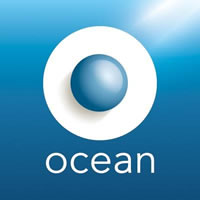 Ocean estate agents logo