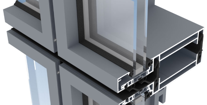 New unitised curtain walling launched by Kawneer | Building