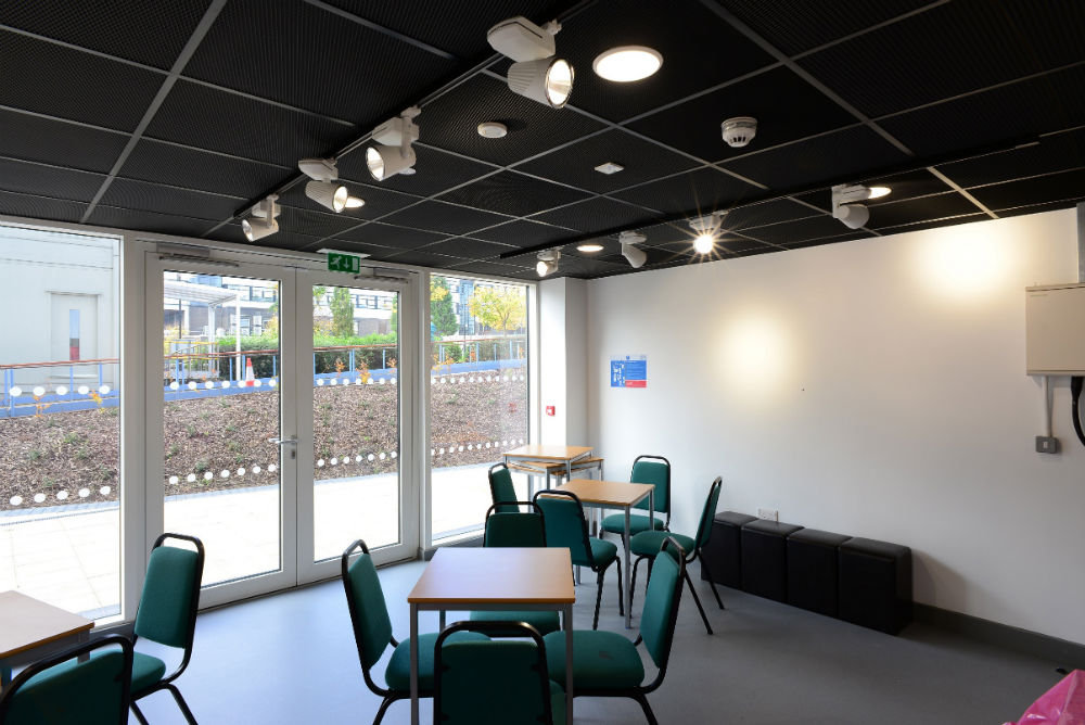 Armstrong Ceilings Help Transform Multi Storey Parsons Tower