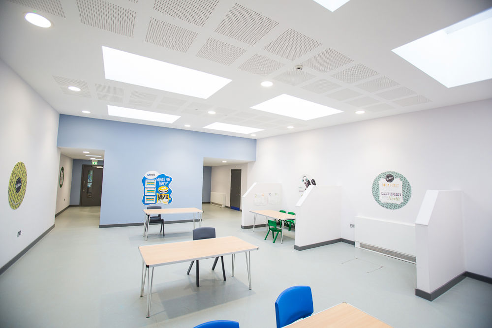Classroom Design For Autism ~ Free school for autistic children opens in cheshire