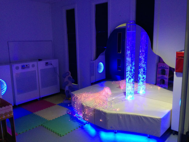 Sensory Room Equipment Ideas