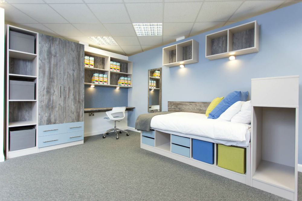 Godfrey Syrett Has Recently Launched A Dedicated Fitted Furniture Division  Which Works With Main Contractors In The Construction Sector On A National  Level, ...