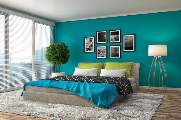 2017 colour trends by ellis university business for Bedroom ideas 2017 uk