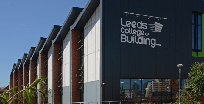 Daylight Leads In Leeds College Building 4 Education
