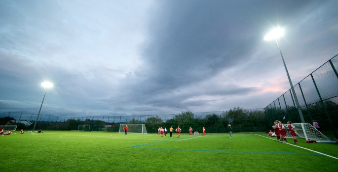 fa investment in 3g pitches in bristol