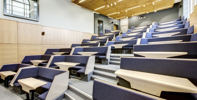 University Classroom Design Guidelines : New student hub for queen s university business